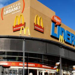 Supermercado Líder - Gran Avenida en Santiago