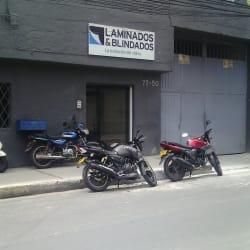 Laminados & Blindados en Bogotá