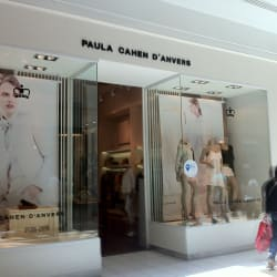 Paula Cahen D'Anvers - Costanera Center en Santiago