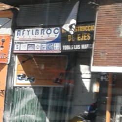 Afylbroc Reconstrucción de Ejes en Bogotá