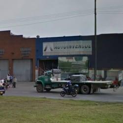 Autoinvercol en Bogotá