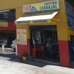 Cafetería Carvajal en Bogotá