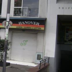 Hanover Cigarrería y Cafetería en Bogotá