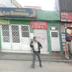 Heladería La Banana en Bogotá
