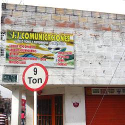 J.J Comunicaciones en Bogotá