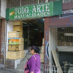Todo Arte Manualidades en Bogotá