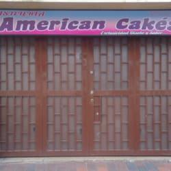 American Cakés en Bogotá