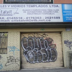 Cristales y Vidrios Templados Ltda. en Bogotá