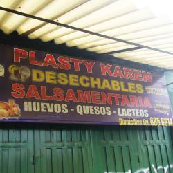Desechables y Salsamentaria Plasty Karen en Bogotá