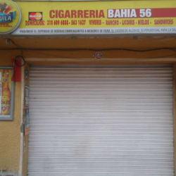 Cigarrería Bahía 56 en Bogotá