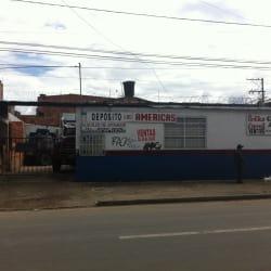 Depósito Las Américas en Bogotá