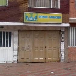 Tienda Donde Mincho en Bogotá
