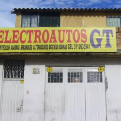 Electroautos GT en Bogotá