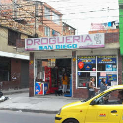 Droguería San Diego en Bogotá