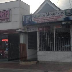 Espacios Modernos en Bogotá