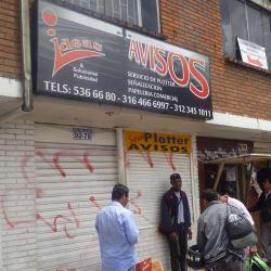 Ideas Avisos en Bogotá