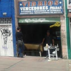 Vidrios y Vencedores en Bogotá