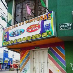 Fabrica De Pinturas Calle 139  en Bogotá