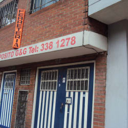 Ferredepósito G & G en Bogotá