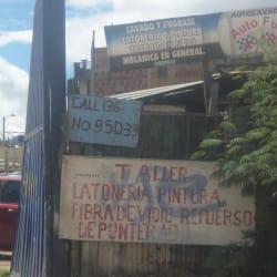 Auto Lavado Autofull en Bogotá