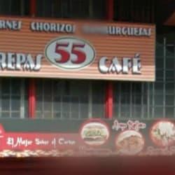 Arepas 55 Café en Bogotá