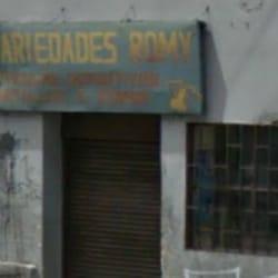 Variedades Romy en Bogotá