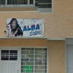 Alba Stilos en Bogotá