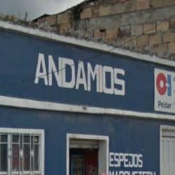 Andamios Avenida Caracas Con 68A en Bogotá