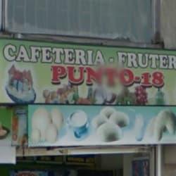 Cafetería Frutería Punto 18 en Bogotá