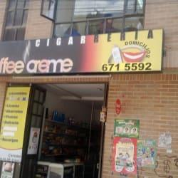 Cigarrería Cofee Areme en Bogotá