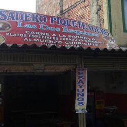 Asadero Piqueteadero Las Dos Esquinas en Bogotá