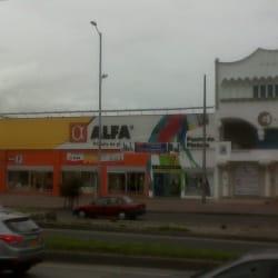 Alfa Calle 138 en Bogotá