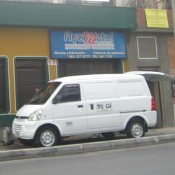 Aya Metal & Cia en Bogotá