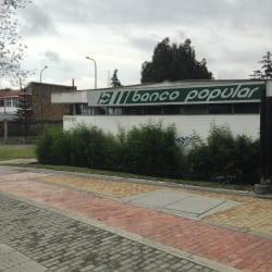 Banco Popular Ciudad Universitaria en Bogotá