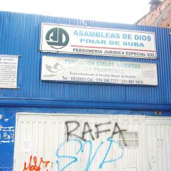Asambleas de Dios Pinar de Suba  en Bogotá