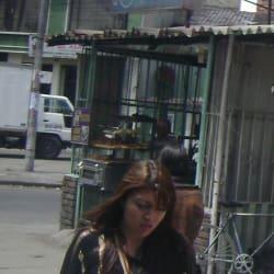 Cafetería La 82 en Bogotá