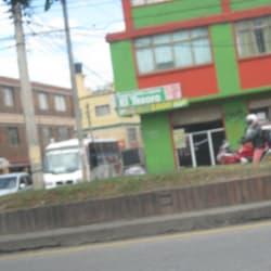 Cafetería y Panadería El Tesoro en Bogotá