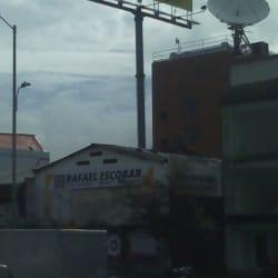 Taller Rafael Escobar en Bogotá