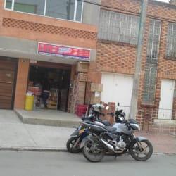 Distribuidora Osuna en Bogotá
