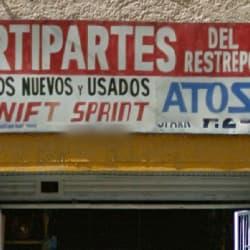 Surtipartes del Restrepo en Bogotá