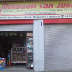 Almacén San Jose en Bogotá