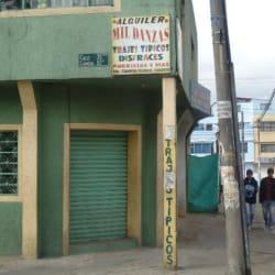 Alquiler Mil Danzas en Bogotá