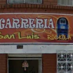 Cigarrería San Luis Rockola en Bogotá