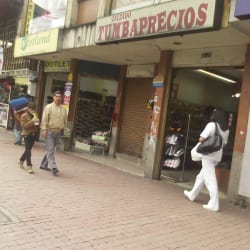 Calzado Tumbaprecios en Bogotá
