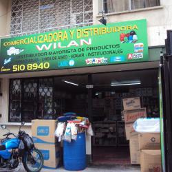Comercializadora y Distribuidora Wilan en Bogotá