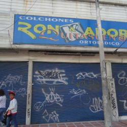 Colchones Ronkador & Quitasueño # 2 en Bogotá