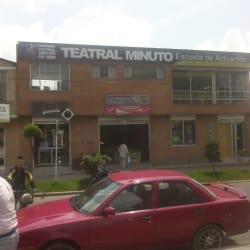 Compañía Teatral Minuto de Dios en Bogotá