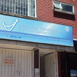 Soluciones Odontológicas Especializadas S.A.S en Bogotá
