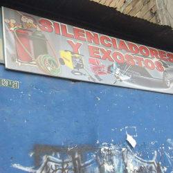 Silenciadores y Exostos en Bogotá