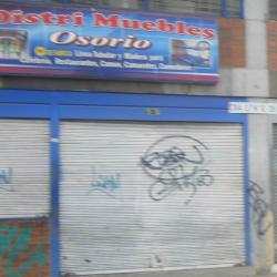 Distri Muebles Osorio en Bogotá